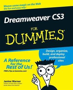 Dreamweaver CS3 For Dummies - Warner