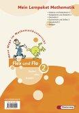 Flex und Flo 2. Mein Lernpaket Mathematik (Verbrauchsmaterial). Alle Bundesländer außer Bayern