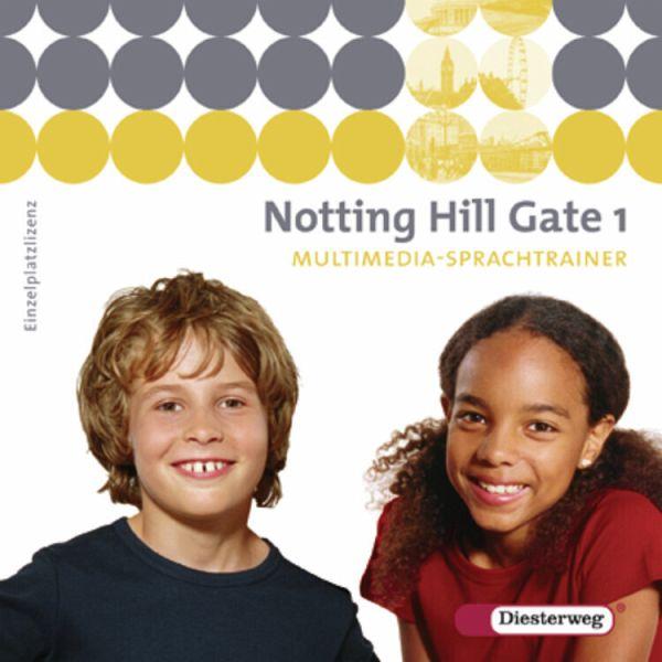 notting hill gate ausgabe 2007 multimedia sprachtrainer 1 pc software. Black Bedroom Furniture Sets. Home Design Ideas