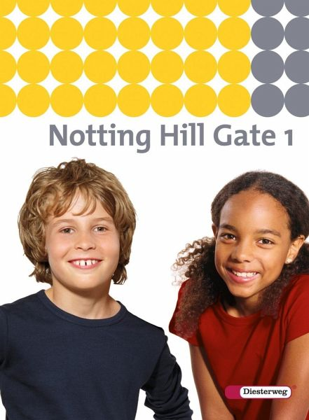 notting hill gate 1 textbook schulbuch. Black Bedroom Furniture Sets. Home Design Ideas