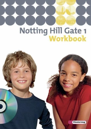 notting hill gate 1 workbook mit cd schulbuch. Black Bedroom Furniture Sets. Home Design Ideas