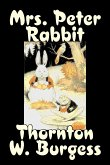 Mrs. Peter Rabbit by Thornton Burgess, Fiction, Animals, Fantasy & Magic