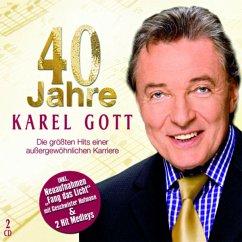 40 Jahre Karel Gott - Gott,Karel