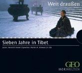 Sieben Jahre in Tibet, 6 Audio-CDs
