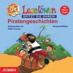 Leselöwen: Piratengeschichten