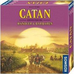 Die Siedler von Catan. Händler und Barbaren. Erweiterung