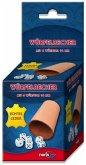 Noris 606154318 - Lederwürfelbecher/Würfel