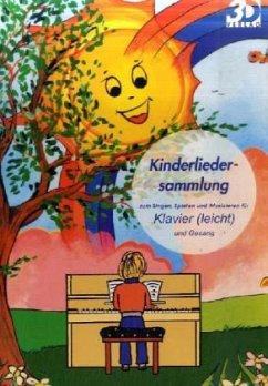 Kinderliedersammlung zum Singen, Spielen und Musizieren für Klavier (leicht) und Gesang