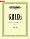 Peer Gynt Suiten Nr.1 op.46, Bearbeitung für Klavier