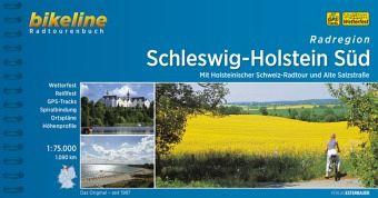 Bikeline Radtourenbuch Radatlas Schleswig-Holstein-Süd