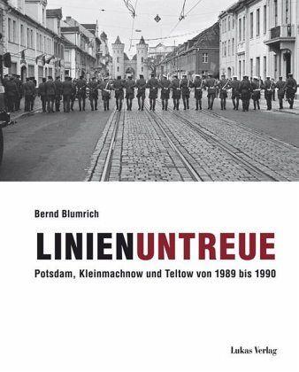 Linienuntreue - Blumrich, Bernd