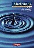 Mathematik plus 9. Schülerbuch. Gymnasium Berlin