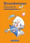 Sprachfreunde / Lesefreunde Grundwissen Deutsch. Klassen 2-4. Schülerbuch