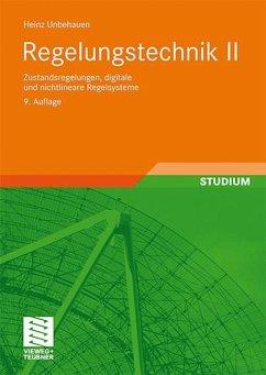 Regelungstechnik II - Unbehauen, Heinz