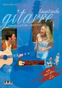 Hauptsache Gitarre, m. CD-R