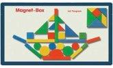 Magnet-Box mit Tangram (Kinderspiel)
