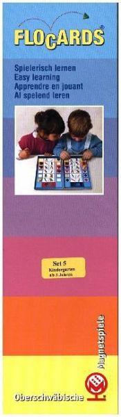 flocards kindergarten lernspiel. Black Bedroom Furniture Sets. Home Design Ideas