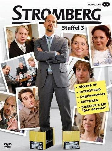 Stromberg, Staffel 3, 2 DVDs