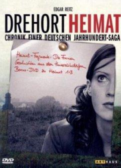 Drehort Heimat - Chronik einer deutschen Jahrhundert-Saga - Landgrebe,Gudrun/Arnold,Henry