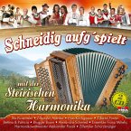 Schneidig Aufg'Spielt Mit Der Steirischen Harmonik