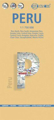 Borch Map Perú