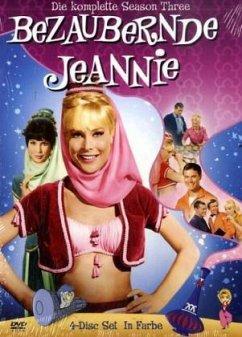 Bezaubernde Jeannie - Die komplette Season Three