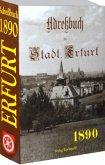 Adreßbuch der Stadt Erfurt 1890