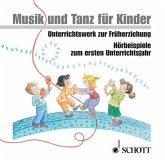 Musik und Tanz für Kinder 1 - Lehrer-CD-Box