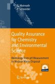 Quality Assurance for Chemistry and Environmental Science