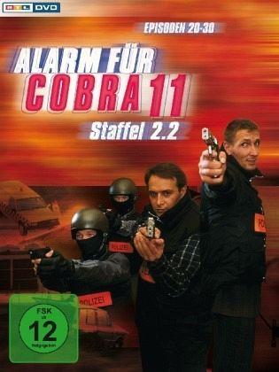 alarm f r cobra 11 staffel 02 2 3 dvds film auf dvd. Black Bedroom Furniture Sets. Home Design Ideas