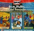 3er Box Fünf Freunde erkunden geheimnisvolle Phänomene / Fünf Freunde Bd.53/54/57 (3 Audio-CDs)