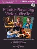 The Fiddler Playalong Viola Collection, für Viola und Klavier, Klavierpartitur u. Violastimme, m. Audio-CD