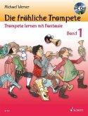 Die fröhliche Trompete, m. Audio-CD