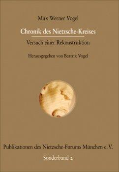 Chronik des Nietzsche-Kreises - Vogel, Max W.