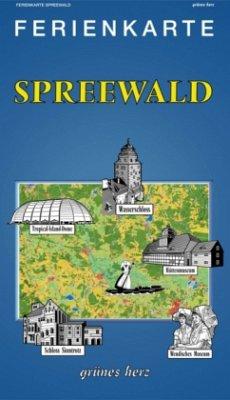 Ferienkarte Spreewald