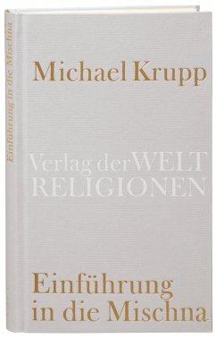 Einführung in die Mischna - Krupp, Michael