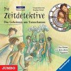 Geheimnis um Tutanchamun / Die Zeitdetektive Bd.5 (CD)