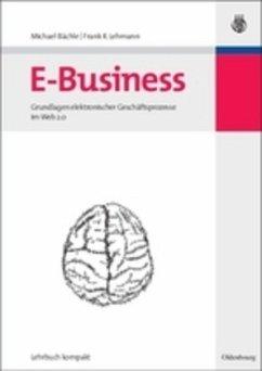 E-Business - Bächle, Michael; Lehmann, Frank R.