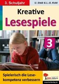 Kohls kreative Lesespiele / 3. Schuljahr