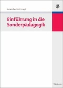 Einführung in die Sonderpädagogik