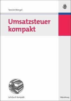 Umsatzsteuer kompakt - Wengel, Torsten
