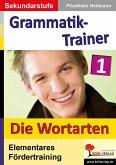 Kohls Grammatik-Trainer 1 - Die Wortarten