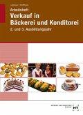 Verkauf in Bäckerei und Konditorei