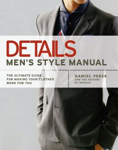 Details Men´s Style Manual: The Ultimate Guide ...