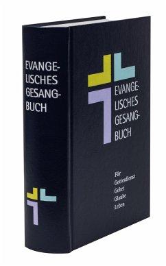 Evangelisches Gesangbuch, Landeskirche Württemberg (2007), Großdruck, Standardausgabe, Lederfaserstoff