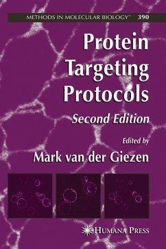 Protein Targeting Protocols - Giezen, Mark van der (ed.)