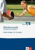 Mathematik Kopiervorlagen. Klasse 7/8