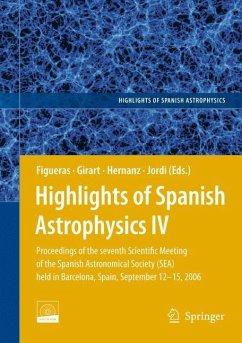 Highlights of Spanish Astrophysics IV - Figueras, Francesca (ed.) / Girart, Josep Miquel / Hernanz, Margarita / Jordi, Carme
