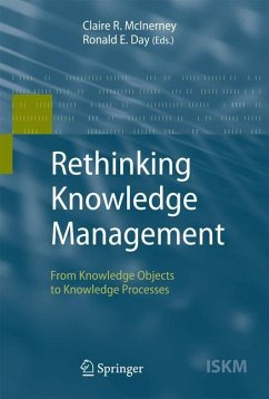 Rethinking Knowledge Management - McInerney, Claire R. / Day, Ronald E. (eds.)