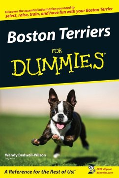 Boston Terriers For Dummies - Bedwell-Wilson, Wendy